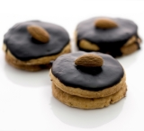Chocolate biscuits contain high levels of trans fats