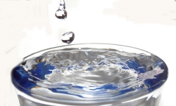 Cold water may give a slight boost to your metabolism