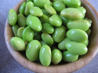 Edamame is packed with nutrients and low in calories