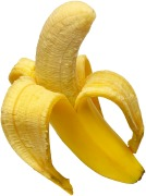 Bananas are a great source of potassium