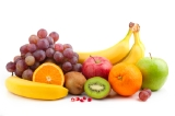 Eat pure fruit and vegetable juices