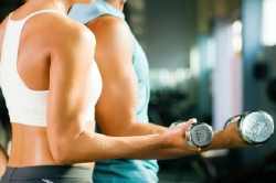 Building more muscle will increase your metabolic rate