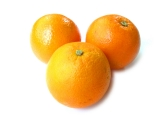 Oranges contain large amounts of vitamin c