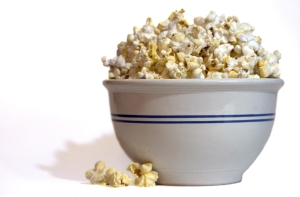 Sweet popcorn are foods that can cause insulin spikes