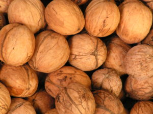 Walnuts are high in omega 3