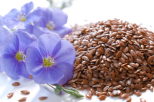 Flaxseeds are packed with healthy fats and minerals