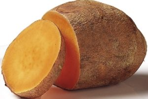 Large sweet potato