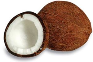 Coconuts contain healthy fats