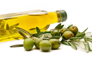 Extra virgin olive oil is also high in polyphenols