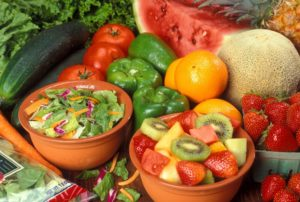 Fresh fruits are one of the cornerstones of the Paleo Diet
